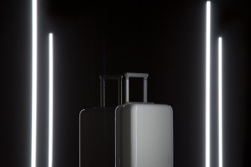 The future of travel is here with the Incase Connected Luggage