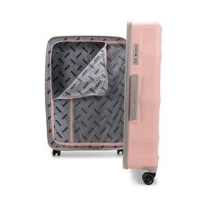 Interior Dusty Pink Luna-Air Hardside Spinner Suitcase