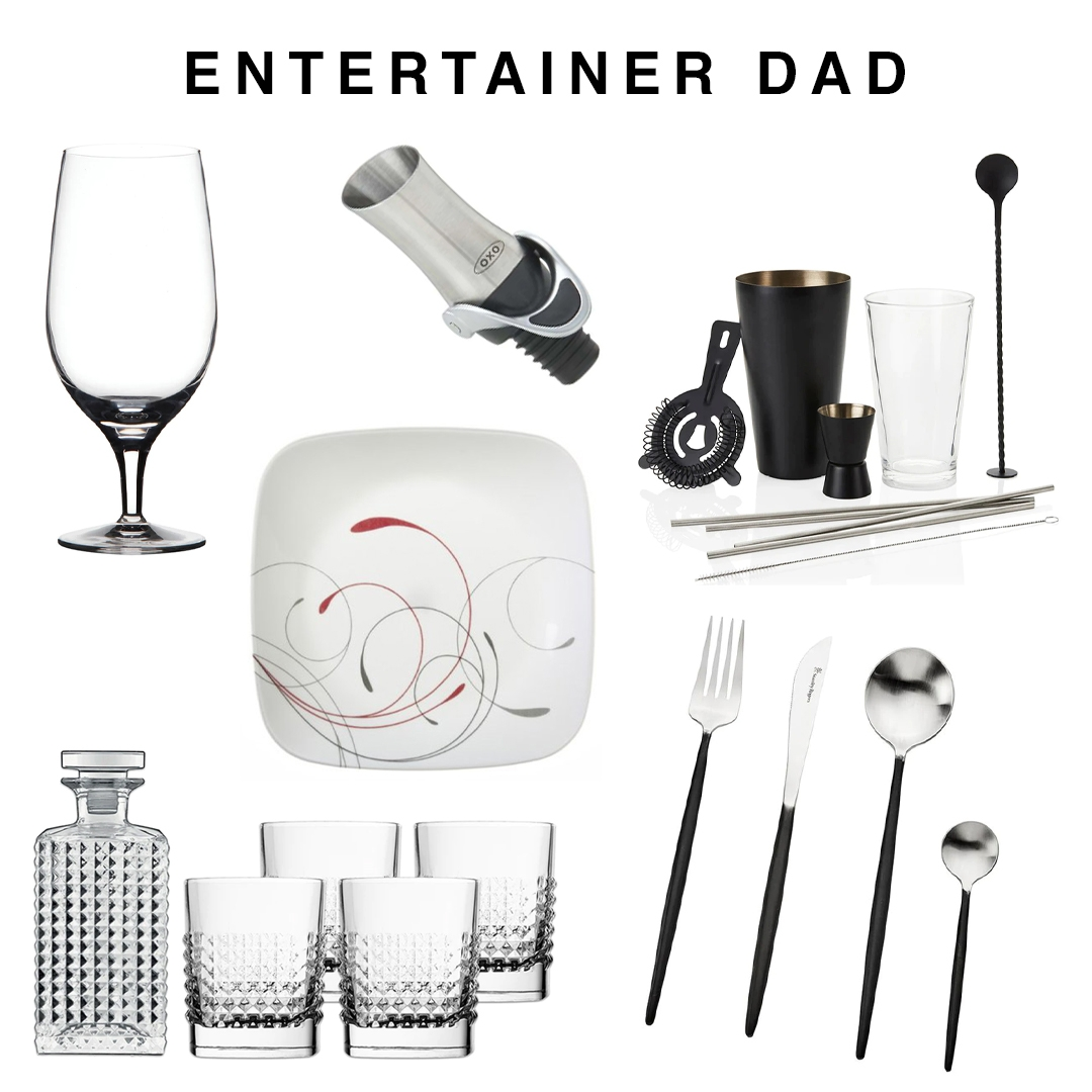 Entertainer Dad - Fathers Day Gift Ideas 2021